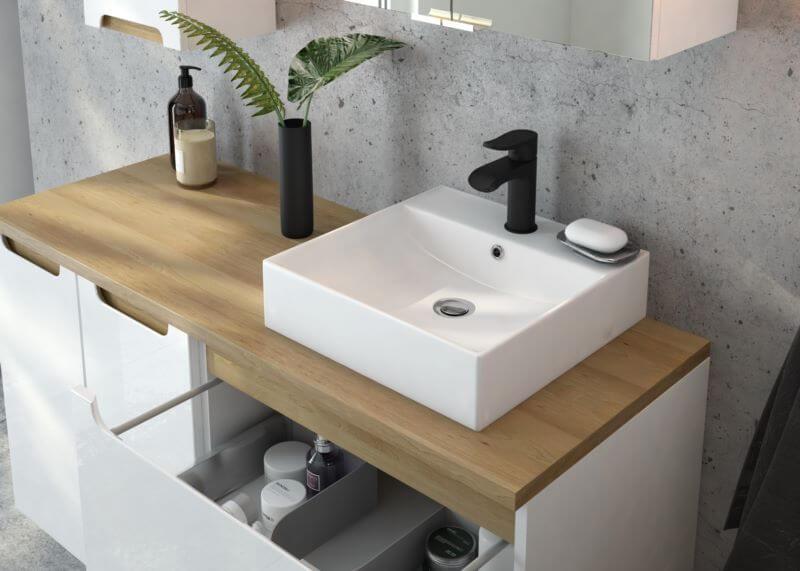 Nowe umywalki w ofercie marki Ø NAS